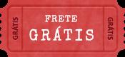 Frete gratis placa clube